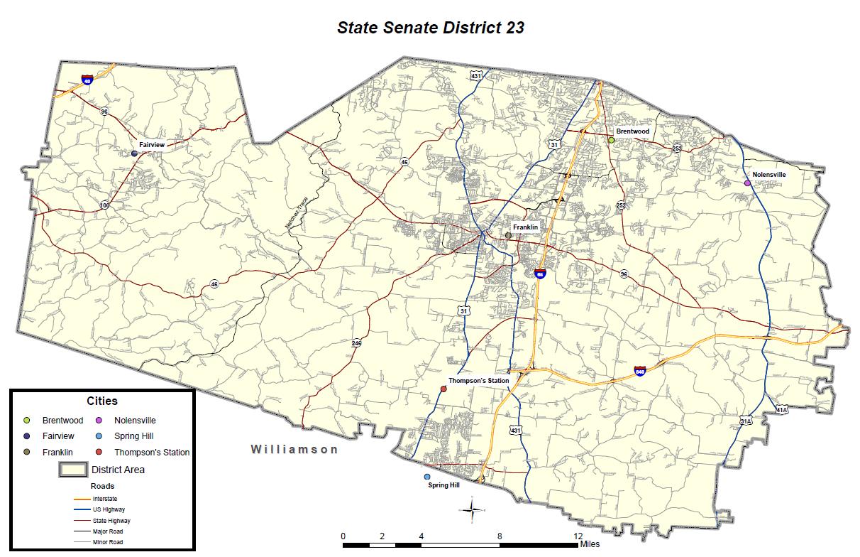 State Senate District 23