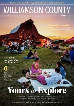 2021 Williamson County Magazine