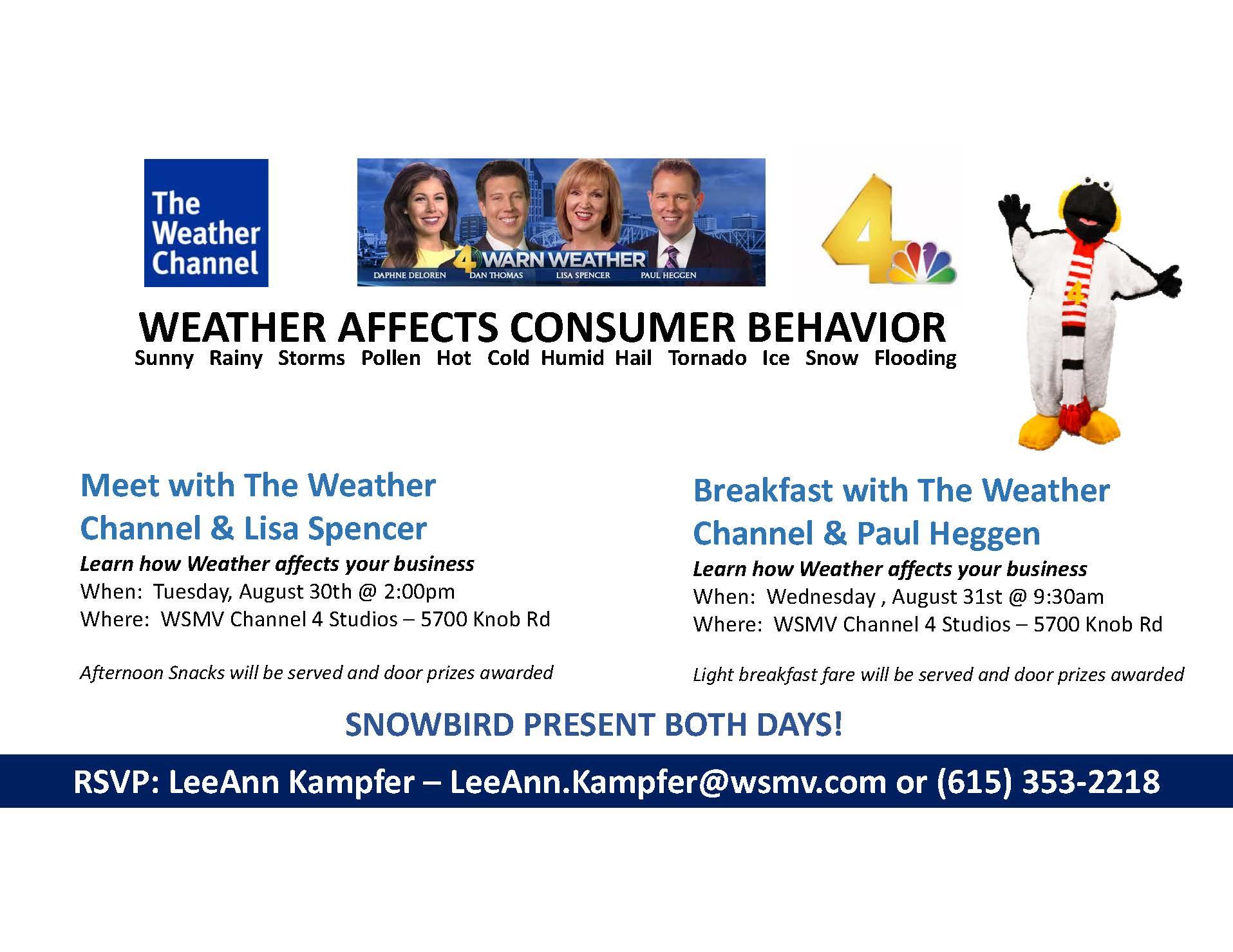 WSMV Weather Invite