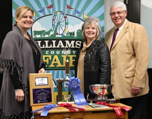 Williamson County Fair Awards (1)