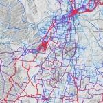 bike heatmap