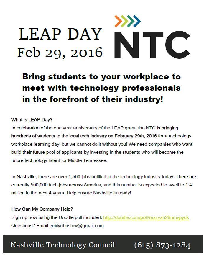 ntc leap day